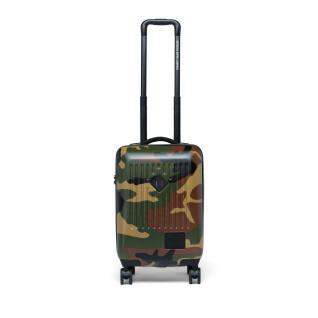 Koffer Herschel Handel tragen auf woodland camo/vermillion