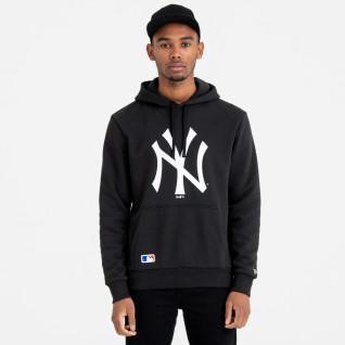 Hoodie New Era New York Yankees Logo Hoodie