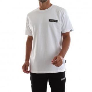 Napapijri S-patch SS Kurzarm-T-Shirt