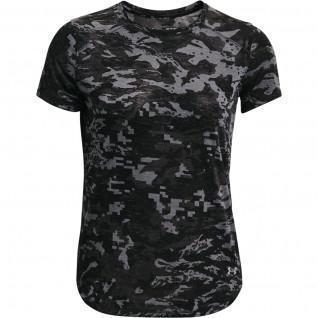 Damen Under Armour Kurzarm-T-Shirt Breeze Run