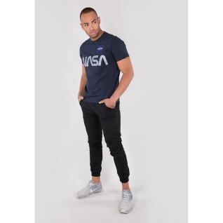 T-shirt Alpha Industries Nasa Reflective