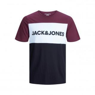 Jack & Jones T-shirt Logo blockierend