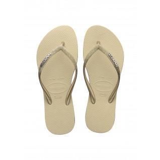 Havaianas Slim Sparkle II Damen Flip-Flops