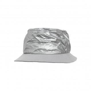 Flexfit-Hut aus geknittertem Papier