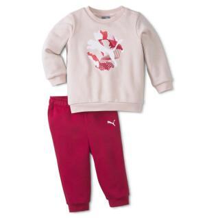 Baby Trainingsanzug Puma Minicats Alpha