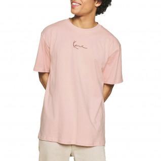 Karl Kani Kleines T-Shirt mit Unterschrift