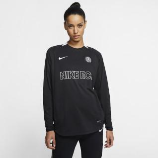 Nike F.C. Frauen ML Trikot Gesamt 90