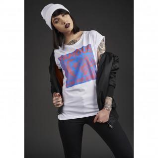 T-Shirt Frau Famous Laut und deutlich
