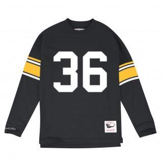 Mitchell & Ness Ls Pittsburgh Sweatshirt