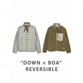 Reversible Down x Bore Taion Jacke