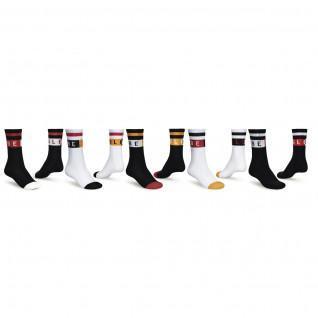 5er-Pack Globe Block Wickel-Socken