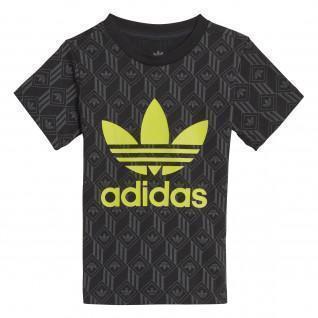 adidas Originals Dreiblatt T-Shirt für Kinder