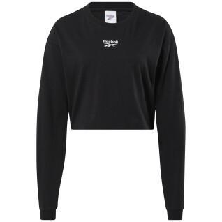 Langarm-T-Shirt für Frauen Reebok Classics