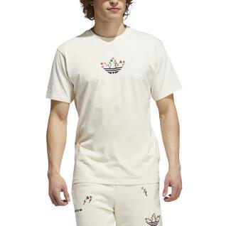 T-shirt adidas Original Trefoil Bloom