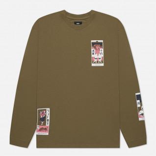 Edwin Tarot Deck II Langarm T-Shirt