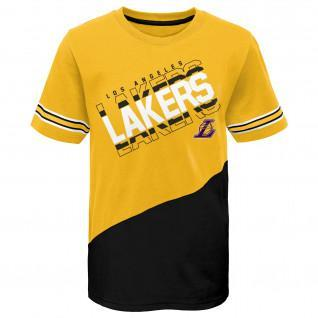 Outerstuff Los Angeles Lakers Kinder-T-Shirt