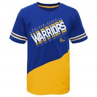 Outerstuff Golden State Warriors Kinder-T-Shirt
