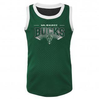 Outerstuff NBA Milwaukee Bucks Kinder Set