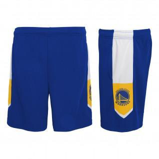Outerstuff NBA Golden State Warriors Kinder nach Hause Shorts