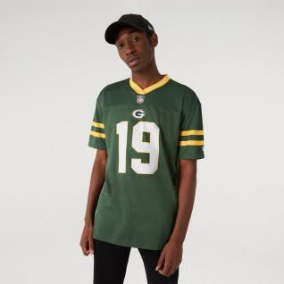 Jersey New Era Green Bay Packers Übergröße NFL Logo