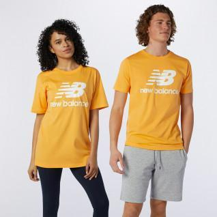 New Balance Essentials gestapeltes Logo-T-Shirt