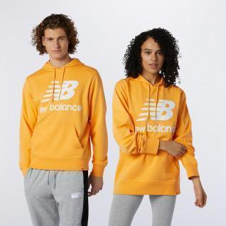 New Balance Essentials gestapeltes Logo Sweatshirt