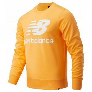New Balance Essentials gestapelt Logo Crew Sweatshirt