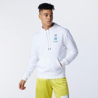 Neue Balance Wesentliche Feld Tag Sweatshirt