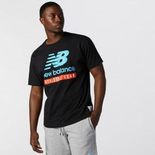 New Balance Essentials Logo-T-Shirt