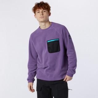 New Balance All Terrain Crew Tasche Sweatshirt