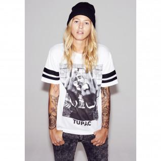 Damen-T-Shirt Mister Tee 2pac Stripe
