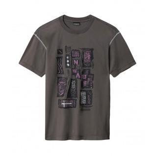 Napapijri Kee Grau Gargoyle T-shirt