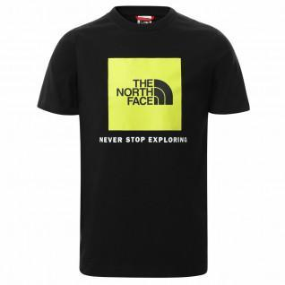 Kinder-T-Shirt The North Face Box
