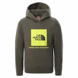 Sweatshirt mit Kapuze Kind The North Face New Box Crew