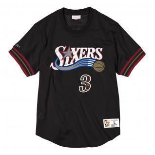 Philadelphia 76ers Trikot Name & Nummer Allen Iverson