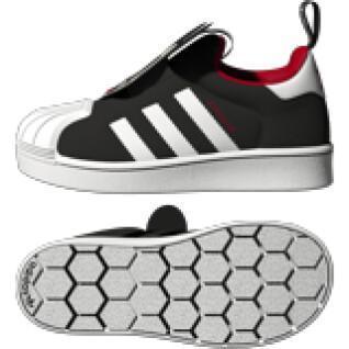 Kinderturnschuhe adidas Dinsey Superstar 360