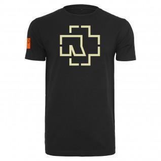 T-shirt Rammstein-Logo