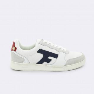 Faguo Hasel syn gewebte Wildleder Schuhe