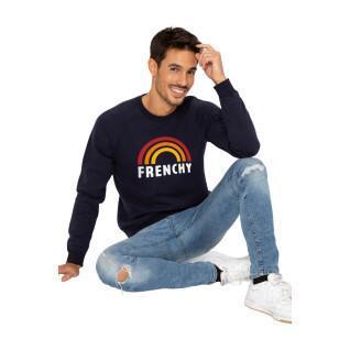 Sweatshirt Rundhalsausschnitt French Disorder Frenchy