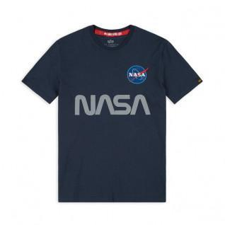 Alpha Industries Nasa Reflektierende T-shirt