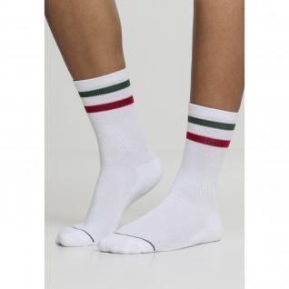 2er-Pack Urban Classic 3-Streifen Socken