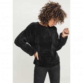 Sweatshirt Frau Urban Klassische Chenille