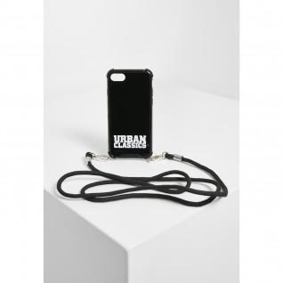 Tasche und Halskette für iPhone 7/8 Urban Classics
