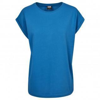 T-shirt Frau Urban Classic verlängert