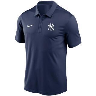 Polo Nike Team Logo Franchise Performance New York Yankees