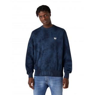 Wrangler Sweatshirt mit Rundhalsausschnitt