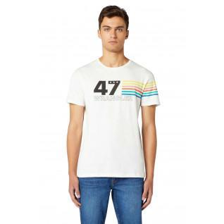 Wrangler Regenbogen-T-Shirt