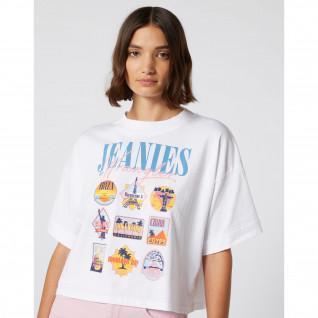 Wrangler 90er Jahre Damen-T-Shirt